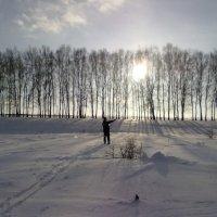 Зимний поход :: Николай Филоненко