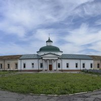 Восстаёт из руин монастырь :: Юрий Афанасьевич .