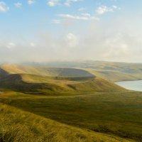 Кратер и озеро :: Ashot Turajyan