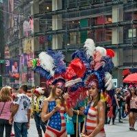 Нью Йорк, Тайм сквер :: Ольга Маркова