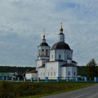 Спасская церковь :: Евгения Семененко