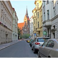 По улочкам города Острава (Моравия, Чехия)... :: Dana Spissiak