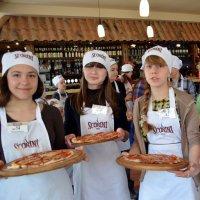 Пицца готова :: Ольга Голубева