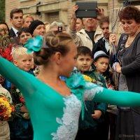 Первоклассный танец :: Михаил Лесин