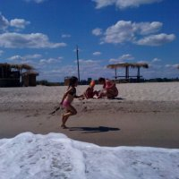 Бегущая по волнам :: Юлия Закопайло