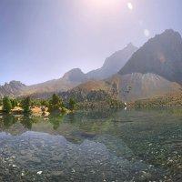Алаудинское озеро | Tajikistan :: Ulugbek Khalilov