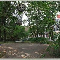 В Измайловском саду. :: Александр Лейкум
