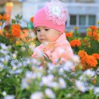 Цветочная душа.:-) :: Инна Кондратьева