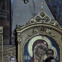Богородицы свет, Богородицы след. :: Ирина Данилова