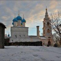 Церковь Николая Чудотворца в Пушкино :: Дмитрий Анцыферов