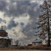 Церковь Рождества Пресвятой Богородицы в Вороново, 1818г. :: Дмитрий Анцыферов