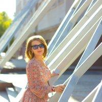 once on a sunny day :: Nika Nitkina