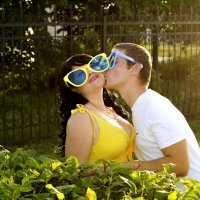 love story Ани и Стаса :: Наталья Никитина