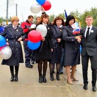 Командир и его батальон))) :: Лариса Красноперова