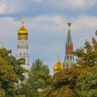 Первые высотки Москвы :: Дмитрий Сушкин