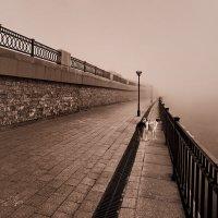 И ожидание в туманном сентябре :: Александр | Матвей БЕЛЫЙ