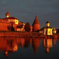 Соловецкий монастырь :: Карпухин Сергей