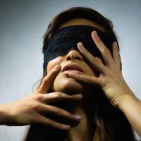 Закрой глаза и смотри :: Olya Lanskaya
