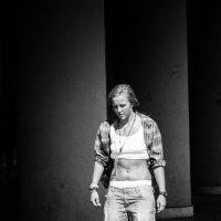 street girl :: Vasiliy V. Rechevskiy