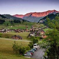The Alps 2014-Switzerland-Adelboden :: Arturs Ancans