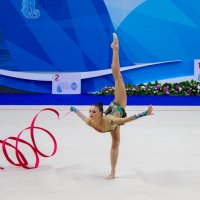 Художественная гимнастика. :: Екатерина Краева