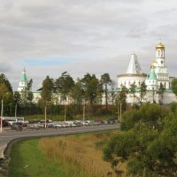 Новоиерусалимский монастырь :: jenia77 Миронюк Женя