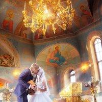 Венчание... :: Юлия Шестоперова