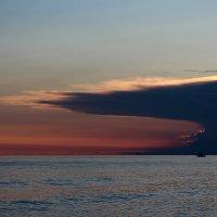 Черное море (Закат) :: Алексей Каравайцев