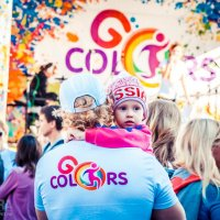 Colors Go:Фестиваль красок. Красочные километры Земли.  Фотоотчет :: Alesandra Alesandra