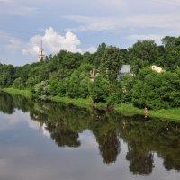 в Торжке :: Августа