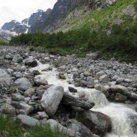 Горная река :: Николай Котко