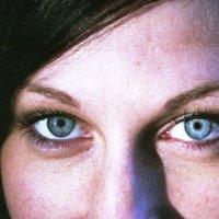 Голубизна глаз :: Наталья