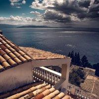 C погодой не поспоришь!!! Великолепный о.Корфу...Греция!!! :: Александр Вивчарик