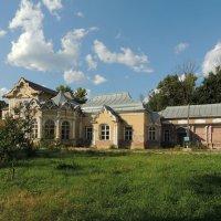 Господский дом в Алтуфьево :: Александр Качалин