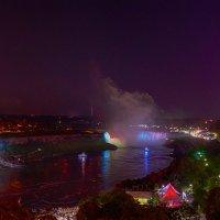 Ниагарский водопад во всей красе :: Валерий