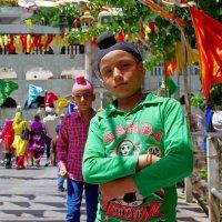 Лица Индии. :: Михаил Рогожин