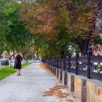 Осень в городе. :: Горбушина Нина