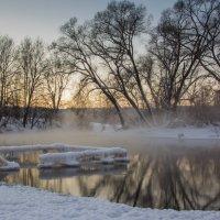Купель в крещенские морозы :: Ольга Бурда