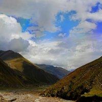 Кавказ :: анна Стогова