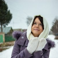пришла зима :: Ольга Гомозова