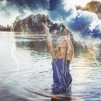 Стихия воды :: Мария Дергунова