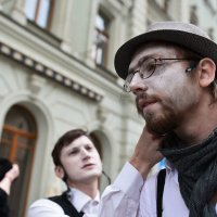 Яркие люди! :: Ирина Данилова