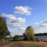 Осень на Волге :: OlegVS S