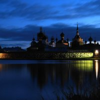 Вечер на острове :: Карпухин Сергей
