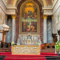 Basilika inside :: Roman Ilnytskyi