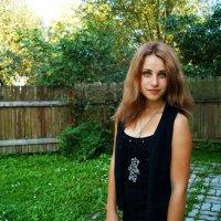 Осенний портрет :: Christina Terendii