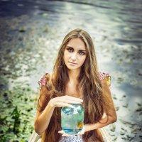 Золотая рыбка :: Татьяна Гнедько