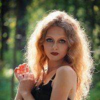 """Фото-пленэр """"Dark Beauty"""" :: андрей мазиков"""