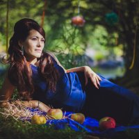 Осенний колорит :: Светлана Ласкина