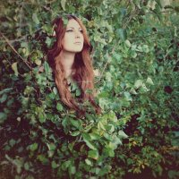 Сотканная из ткани моих снов :: Nina Reshetnikova